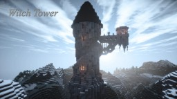 Witch Tower - Minecraft Cinematic Minecraft Map & Project