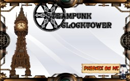 Blackditch: Clocktower (Tinsin Tower) Minecraft