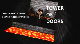 Tower Of Doors 1.8.x Challenge World (DEAD) Minecraft Map & Project