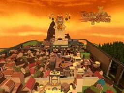 Twilight Town (Kingdom Hearts II) Minecraft Map & Project