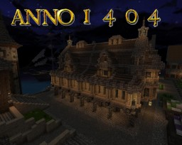 Anno 1404 Warehouse Minecraft