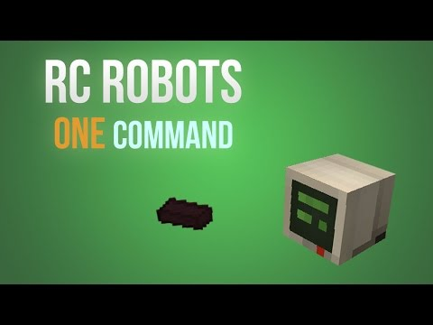 RC Robots in one command