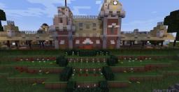DisneyNetwork || Disneyland Anaheim Minecraft Project
