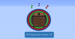 All playsound Names - List (Updating!) Minecraft