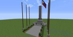 Rizal Monument Minecraft Map & Project