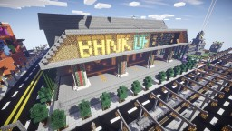 Riverview Bank Of Ender Minecraft Map & Project