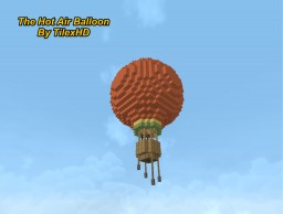 The Hot Air Balloon (2000 Views Special!) Minecraft Project