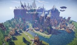 Survival Games: Wenorath Highlands Minecraft Map & Project