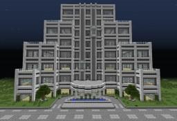 hotel Minecraft