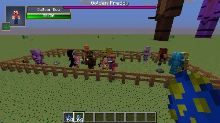Fnaf 2 Mod Minecraft Download Minecraft Org
