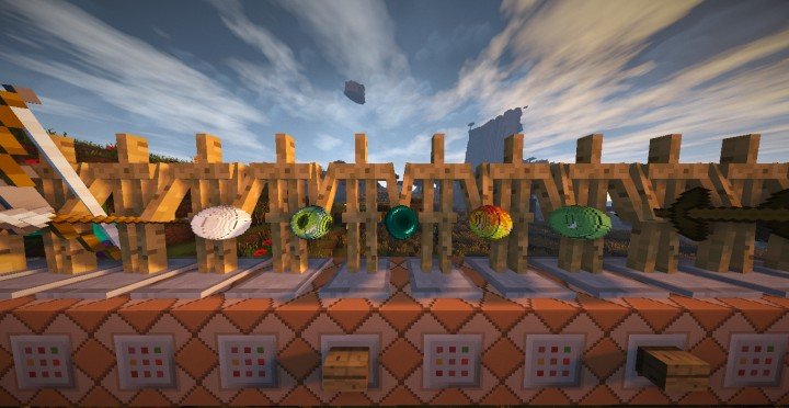 Faithful 3D items by Bamatois Minecraft Texture Pack