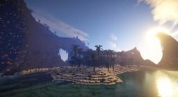 The Luminescent Caverns Minecraft