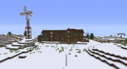 Cattle Ranch Minecraft Map & Project
