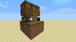 Smallest Minecraft House Minecraft Map & Project