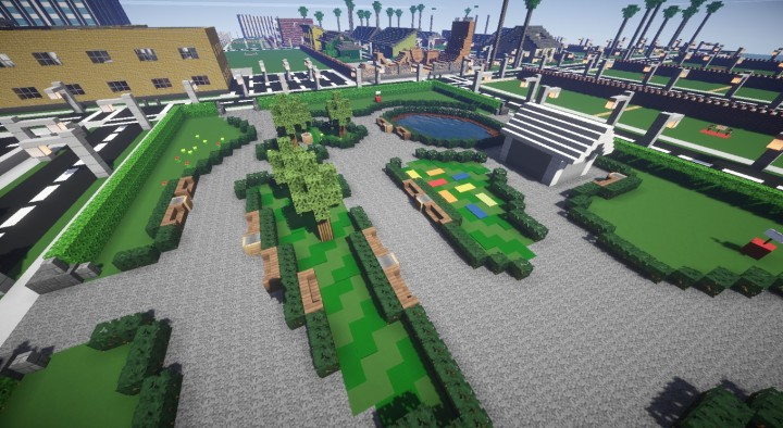 Coastrow Citypark by ElleGameCo and Tobbe
