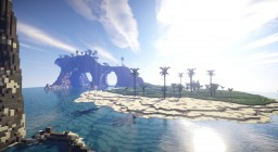 Elrinir Island Minecraft Map & Project
