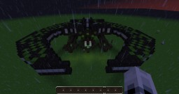 Necron Aircrafts Minecraft Map & Project