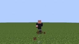Footprints in Minecraft! Minecraft