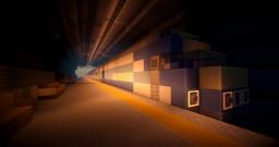 Epping Station Minecraft