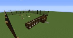 Minecraft Driving Range 1.8+ Map By: Liamswag7 Minecraft Map & Project