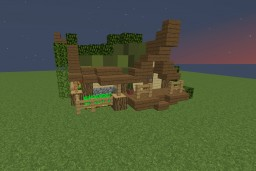 Medieval dwarfs house Minecraft Map & Project