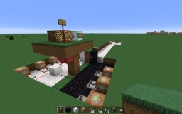 Weather Clear and Time Clock Switch Minecraft Map & Project