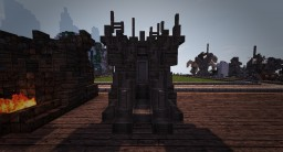Iron Throne Minecraft