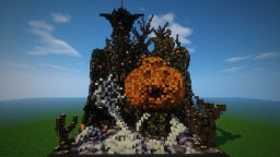 [Plot] Krenaste: a dark, halloween themed plot Minecraft Project