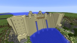 Dam Project Minecraft Map & Project