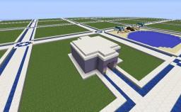 Mine Ville PlotMe Spawn Minecraft Map & Project