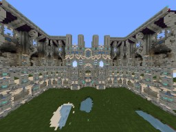 Project O#1: Palace - WIP Minecraft Map & Project