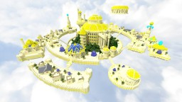 HoMM V: Academy of Magic(Golden city) Minecraft Project