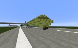 Big Airliner Minecraft Map & Project
