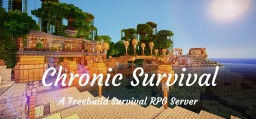 Review: Chronic Survival Server Minecraft Blog Post