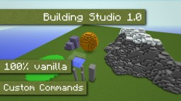 Building Studio 1.0 [Basic] | Voxel Sniper | Custom Commands Minecraft Project
