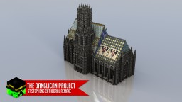 St Stephen's Cathedral Minecraft Project