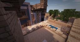 De_Mirage Cs go map Minecraft Map & Project