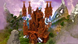 The Mage Sanctuary of Solzantas Minecraft