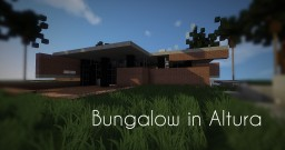 Bungalow in Altura / Contemperary / TBS Minecraft Map & Project