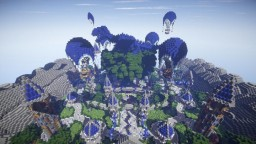 Bluerex Spawn Minecraft Map & Project