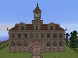 Medium Renaissance Palace Minecraft Map & Project