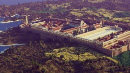 Valetiae - Roman Colonia of Malta Minecraft