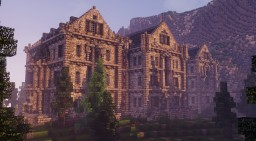 Weston Manor (By Kingionius) Minecraft