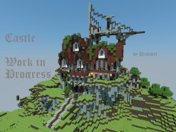Castle (Work in Progress) Minecraft Project