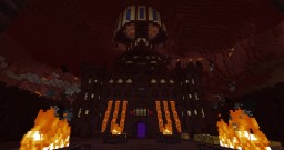 Awesome castle Minecraft Map & Project