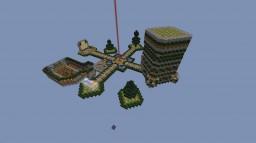 SkyBlock Server Spawn Minecraft Map & Project