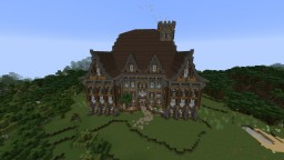 Ky's Medieval Mansion Minecraft Project