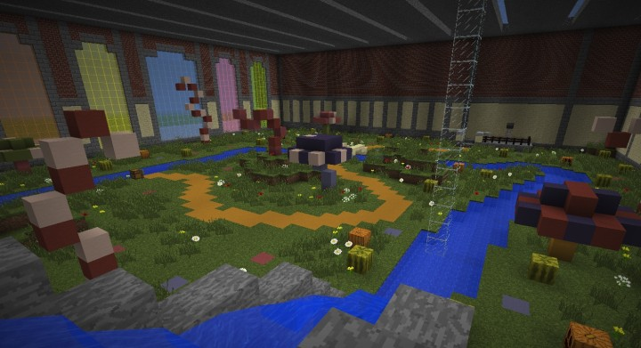 Willy Wonka Amp The Chocolate Factory Minecraft Project