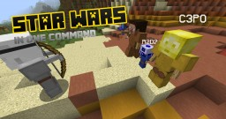 Star Wars in One Command [1.8] Minecraft Map & Project