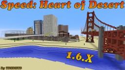 Speed: Heart of Desert 1.9 Minecraft Project